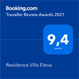Villa Elena booking